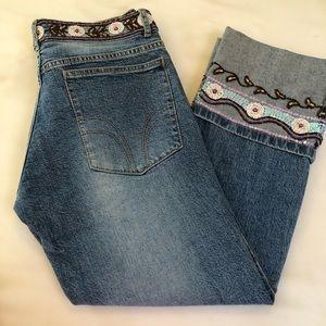 Havenbleu Beaded Jeans